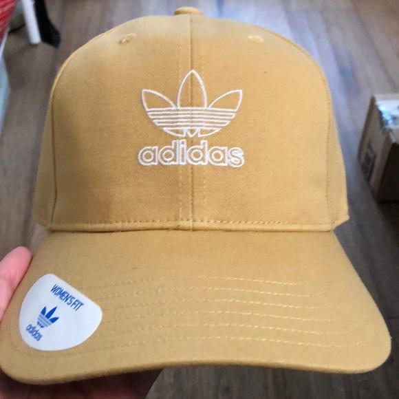 6ce1e8ae adidas Accessories | Originals Relaxed Outline Strapback Hat | Poshmark